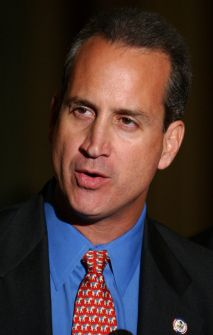 The deadline to pass immigration overhaul legislation is this August, said Rep. Mario Diaz-Balart, R-Fla.,