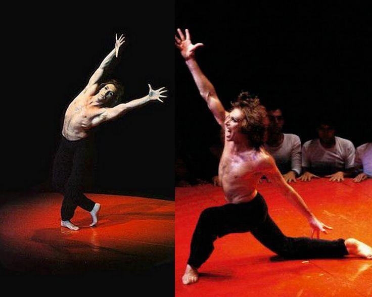 Maurice Béjart - Ballets avec Jorge Donn (« Boléro » de Ravel, symphonie...