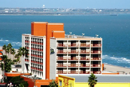 Raddison our place to stay Love it cause it is right on the beach and you can see the USS Lexington from the balcony