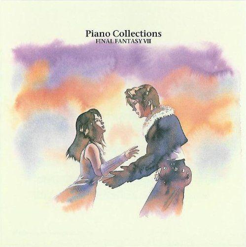 Nobuo Uematsu 植松伸夫: Final Fantasy VIII Piano Collections (1998)