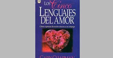 "Consejo para ustedes ""Para Leer: 5 lenguajes de amor"" http://cienporcientomujer.co/para-leer-5-lenguajes-de-amor/"