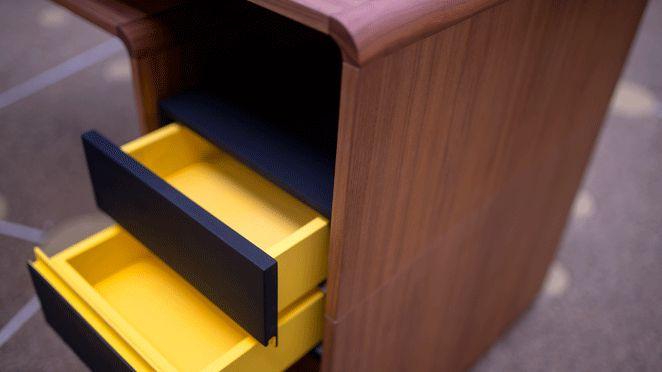 Around. U. Desk by Cristiana Macedo. Two. Six.