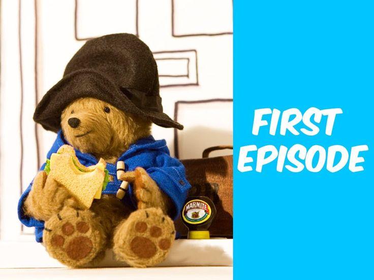 """""""Paddington Bear Film Fair 101 - Please look after this bear"""""""