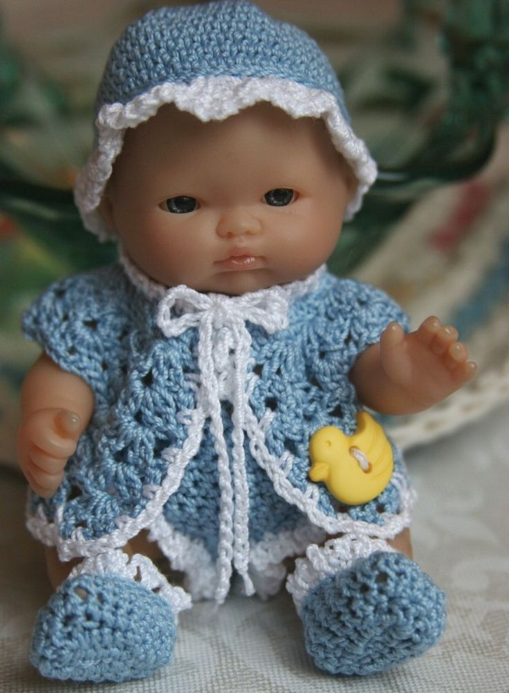 Crochet Pattern For Doll Diaper : 25+ best ideas about Crochet Doll Clothes on Pinterest ...