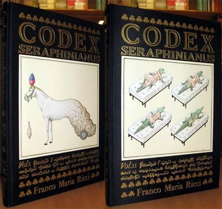 Codex Seraphinianus - Prima edizione