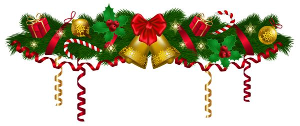 Christmas Holly Corner Png