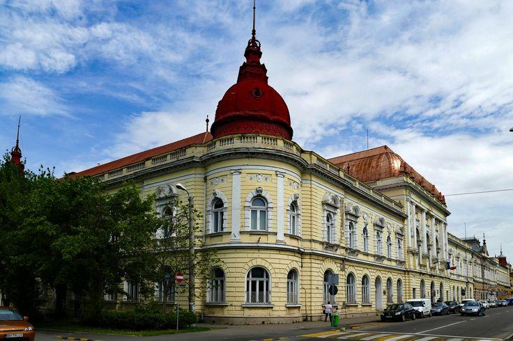 All sizes | Oradea: Facultatea de medicină | Flickr - Photo Sharing!