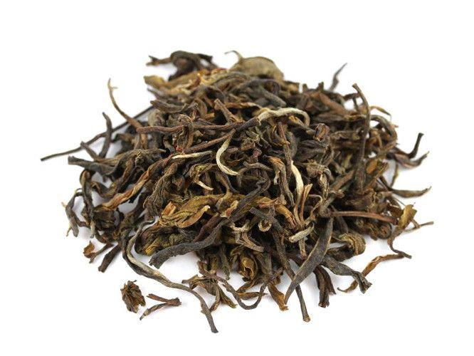 Green Tea Pu Erh Lao Mao Cha