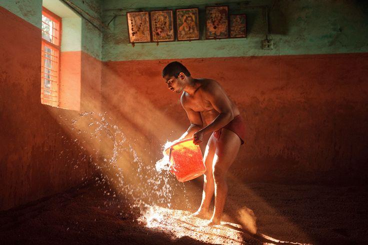 Kusti: Ancient Indian Wrestling | Mitchell Kanashkevich Photography - travel, documentary, cultural