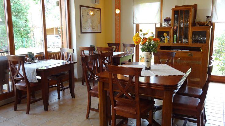 Ceramics in Cafe on Board
