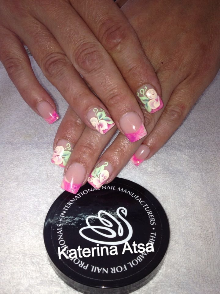 Happy Birthday !!!!!   Inm Acrylic Extensions Micropittura   INM Greece Acrylic & Gel Systems @INM Nails