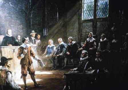 First House of Burgesses