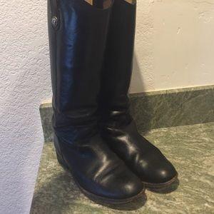 Frye Shoes - Authentic black Frye Melissa Button boot