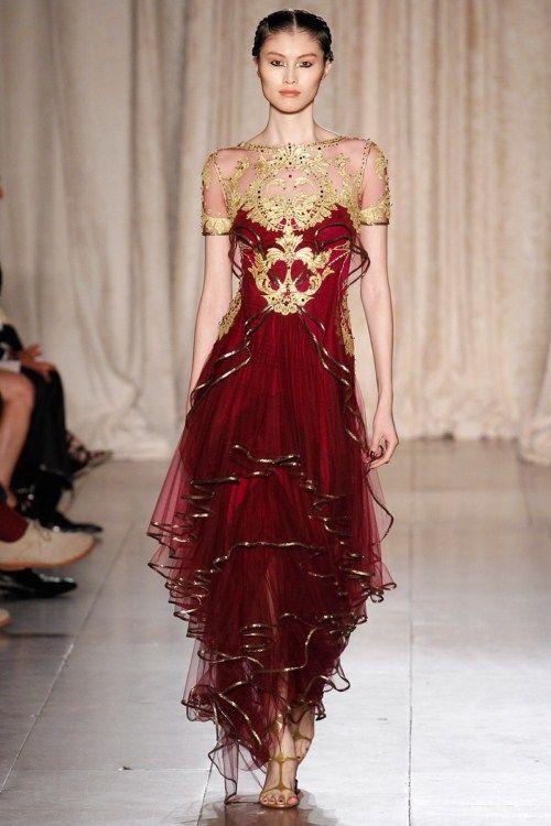 Exótico como vestido de novia