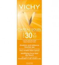 Vichy Capital Soleil SPF30 Μάτ Αποτέλεσμα 50ml