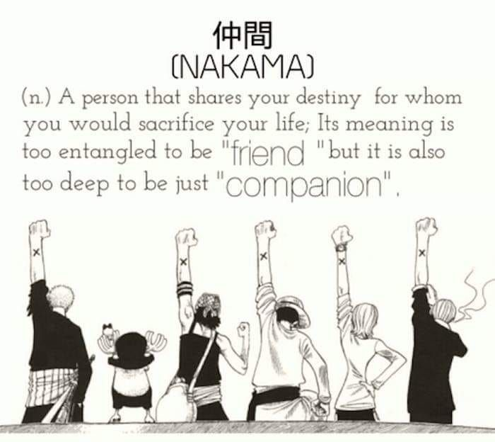 Nakama Meaning Iroh Quotes
