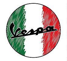 Italian Vespa by ydeor