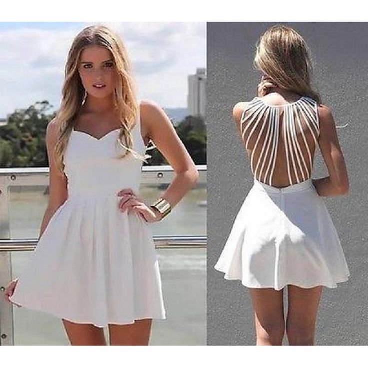 1000  images about cute dresses on Pinterest  One shoulder ...