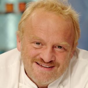 Antony Worrall Thompson (b 1951) English restaurateur; celebrity chef; television presenter; radio broadcaster; has run restaurants in Berkshire, London and Jersey. awtrestaurants.com