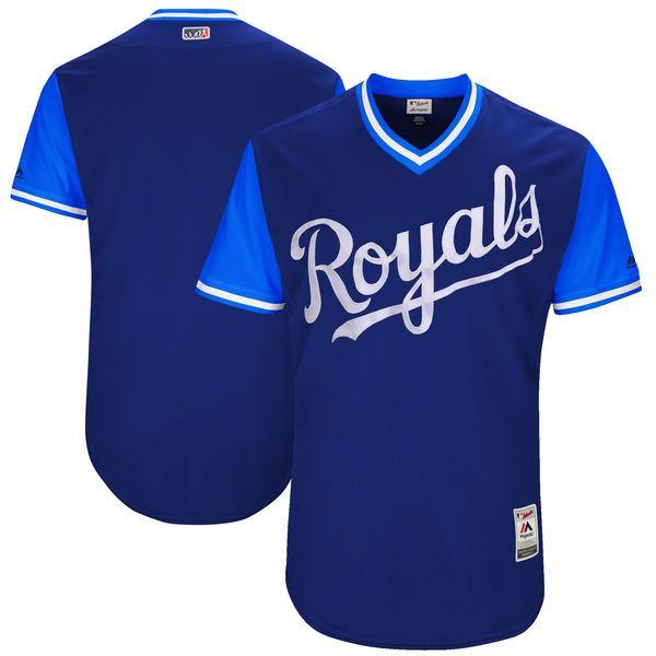 Men's Kansas City Royals Majestic Navy 2017 Players Weekend Authentic Team  Jersey | MLBShop.com