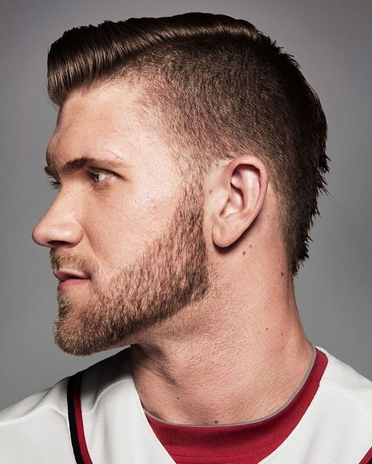 awesome 40 Awesome Bryce Harper's Haircuts - Legendary Inspiration