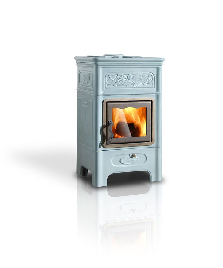 Ceramic Wood Stoves By La Castellamonte.