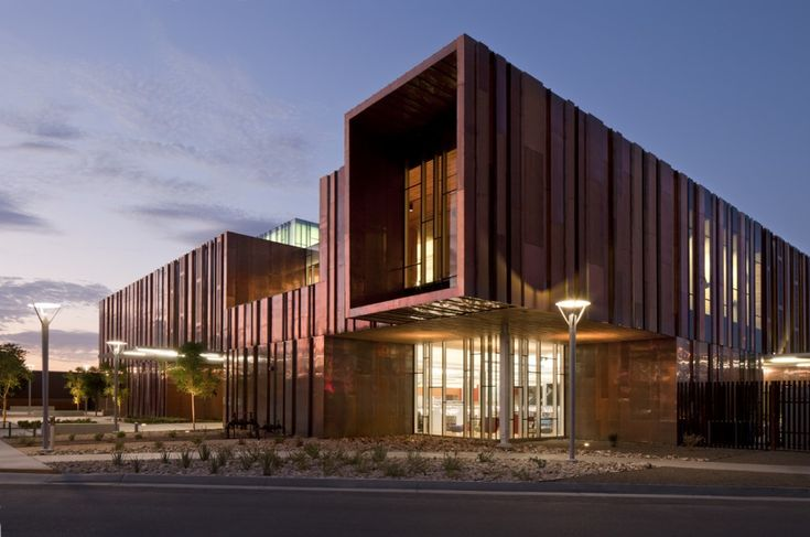 City of Phoenix- Maricopa County Community Colleges District, South Mountain Community Library / Richärd+Bauer