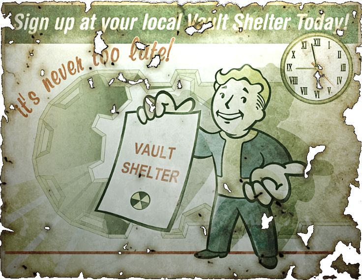 Poster - The Fallout wiki - Fallout: New Vegas and more