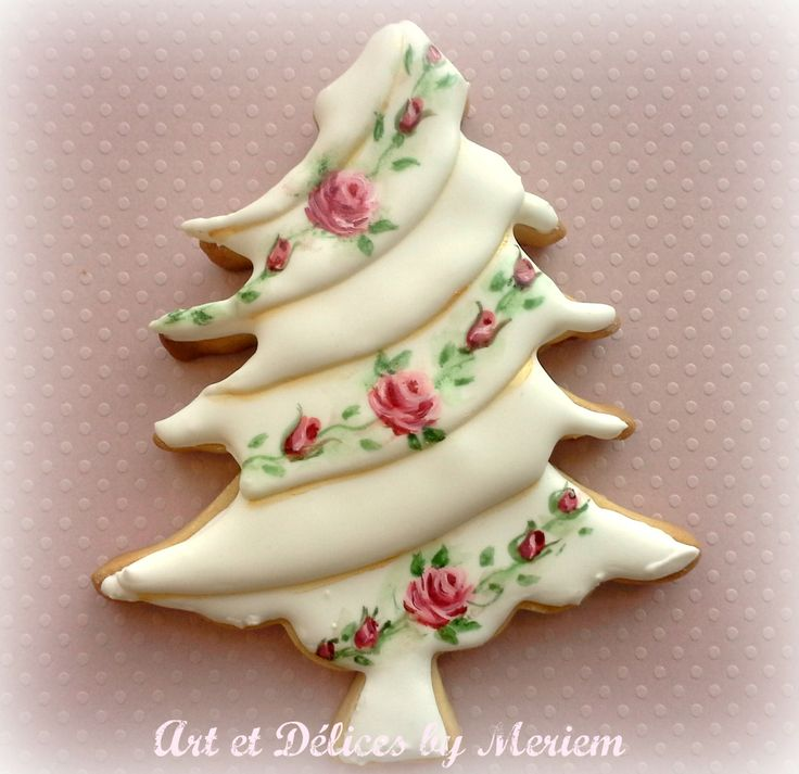 Pictures Of Decorated Christmas Sugar Cookies: 17 Best Images About Decorated Christmas Sugar Cookies On