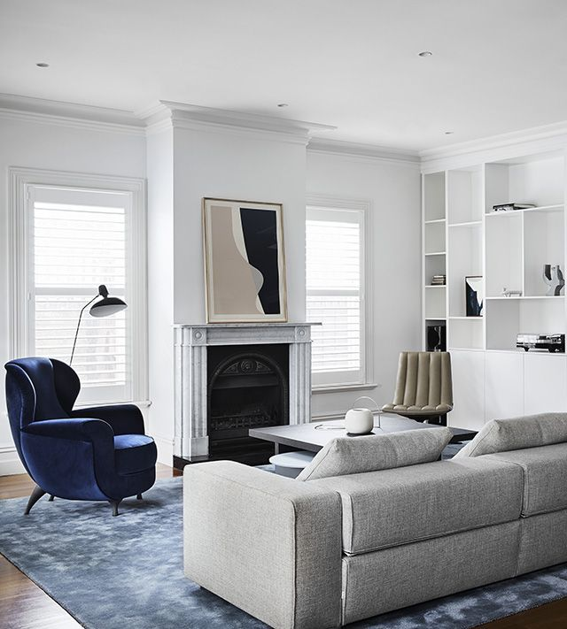 TDC: Blue Notes by Golden | Styling by Nat Turnbull / Photography by Sharyn Cairns