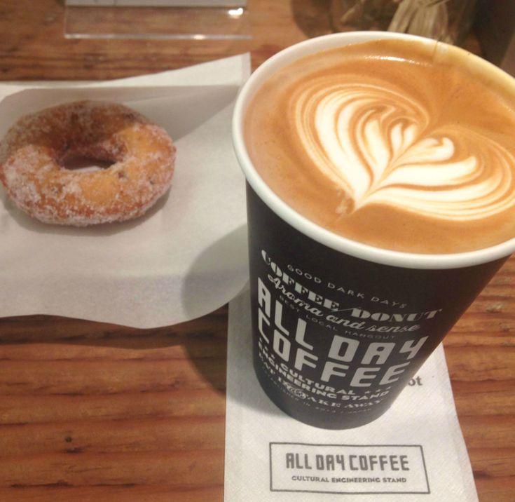 オール デイ コーヒー ALL DAY COFFEE SHOP