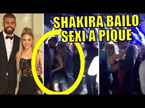 OMG LE MOVIO LAS CADERAS! SHAKIRA LE BAILA A GERARD PIQUE EN BODA DE MESSI Y ANTONELLA ROCCUZZO - VER VÍDEO -> http://quehubocolombia.com/omg-le-movio-las-caderas-shakira-le-baila-a-gerard-pique-en-boda-de-messi-y-antonella-roccuzzo    Después de los novios, la cantante Shakira y su pareja, el futbolista del Barcelona, Gerard Piqué, se llevaron todas las miradas de los asistentes a la boda de Lionel Messi y Antonela Rocuzzo. Un video filtrado en las redes sociales muestr