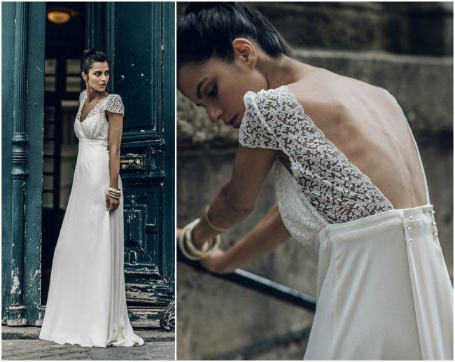 Les plus jolies robes de mariée coupe empire pour 2016, pour un look romantique Image: 19