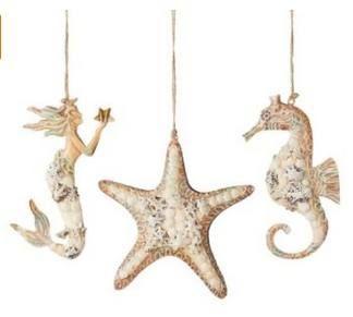 67 best Coastal Christmas images on Pinterest  Coastal christmas