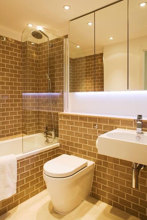 ... Badezimmer auf Pinterest Langes Schmales Badezimmer, Badezimmer und