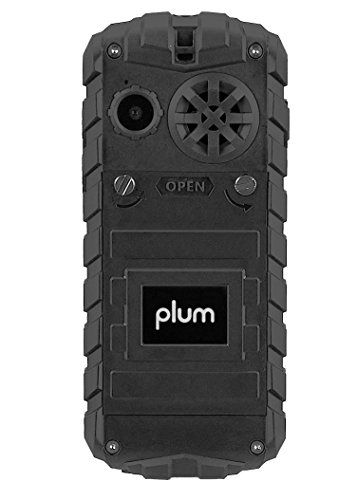 Buy Rugged Cell Phone GSM 3G Unlocked Waterproof Shockproof IP68 Certified Military Grade Camera Flash Light Bluetooth FM Radio USA Worldwide Dual Sim - Black NEW for 66.29 USD | Reusell