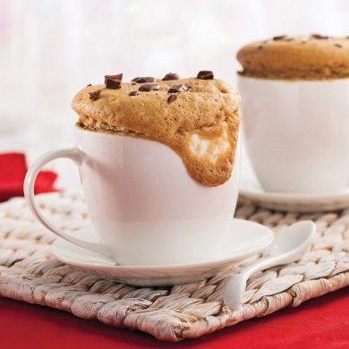 Mug cake chocolat espresso - Recettes - Cuisine et nutrition - Pratico Pratiques
