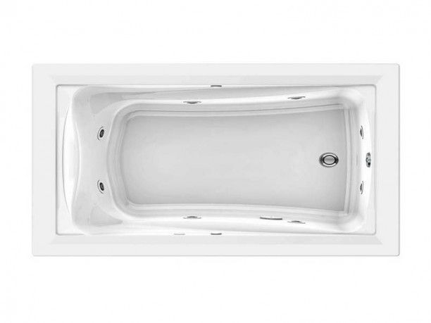 How To Find Standard Bathtub Size: Ideal American Standard Bathtub Size ~ lanewstalk.com Bathrooms Ideas Inspiration