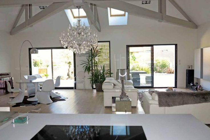 Vente belle maison de plain pied 6 pieces 175 m2 anglet chassin immobilier pays basque 64 en - Belle maison plain pied ...