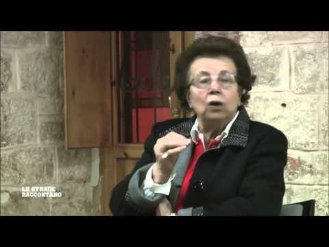 """Dal nostro canale youtube """"Le strade raccontano"""", l'intervista alla Sig.ra Maria Ronchi, figlia del Podestà Michele Ronchi; ci racconta di come si viveva durante il Fascismo in un piccolo borgo agricolo del Sud. La Sig.ra Ronchi era presente al nostro evento """"Le Sirene di Cellamare"""" e siamo felici che lo abbia molto gradito."""