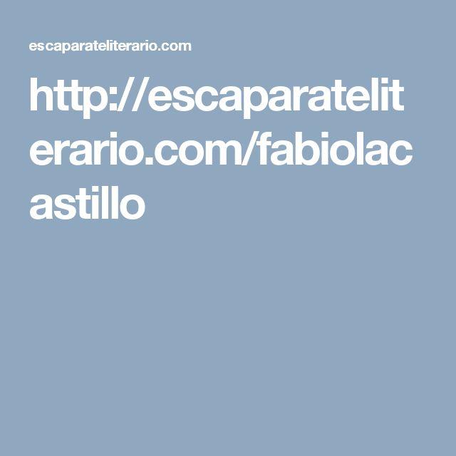 http://escaparateliterario.com/fabiolacastillo