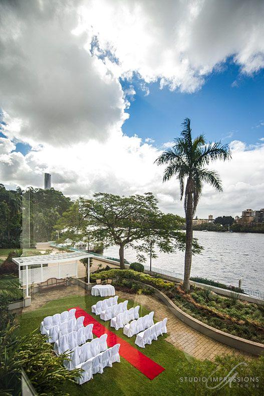 Riverside wedding ceremonies