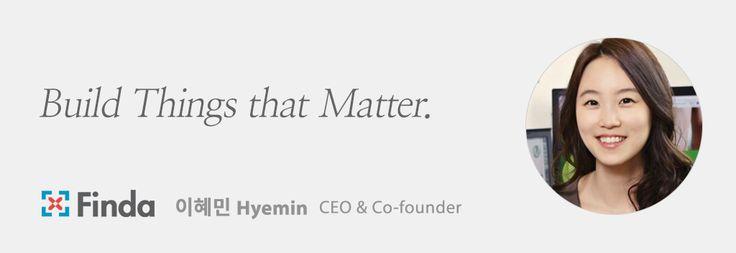 핀다, 펀딩(Funding)으로 배운 3가지, 투자의 의미   스타트업을 4번 창업해보면서, 과연 투자, Funding이 갖는 의미에 대해서 이렇게 진지하게 생각해 본 적이 있었나 싶다. 어찌 보면 너무 어리고 모르기도 했었던 것 같기도 하고