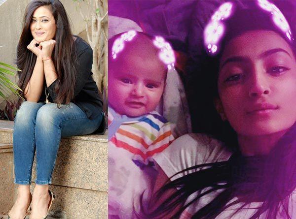 Shweta Tiwari's son Reyansh's latest video is cute beyond words #FansnStars