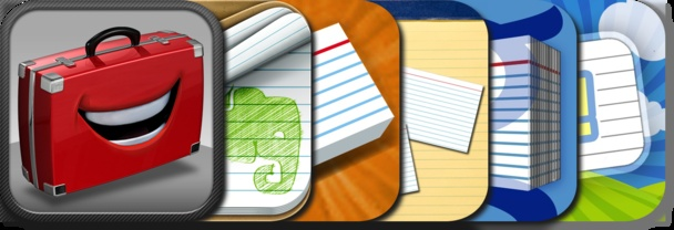 Flashcard Apps for iPads