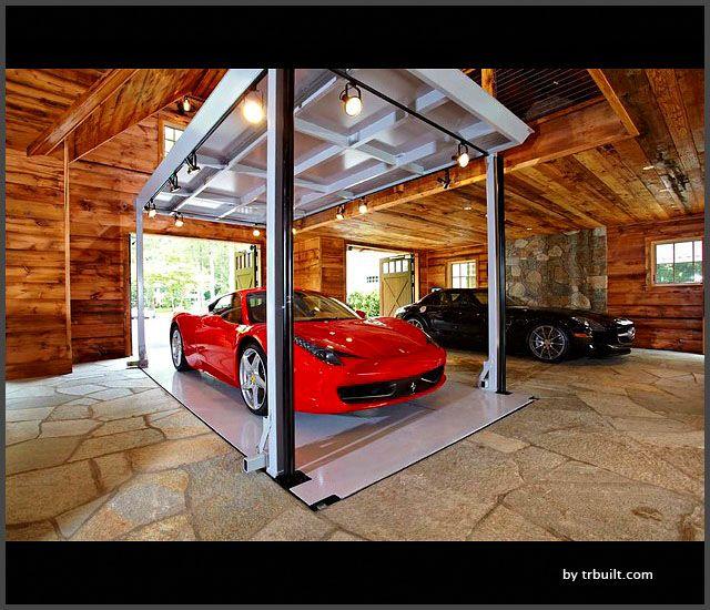 3 Car Garage Storage Ideas