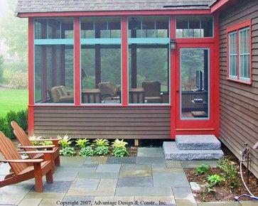 Three Season Porch Design Ideas, Pictures, Remodel, and Decor