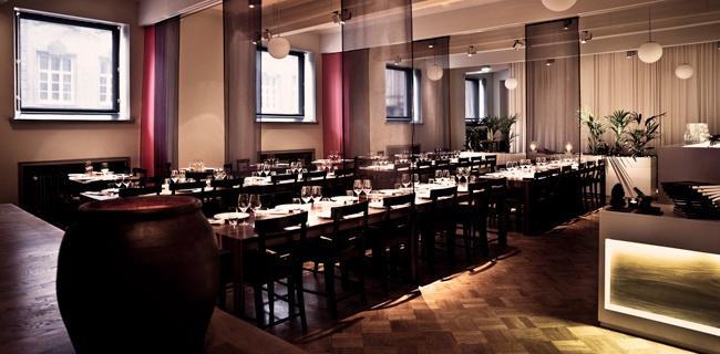 Restaurant Farang in Helsinki, gotta love it!