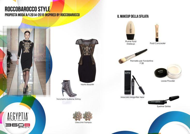 Proposta moda A/I 2014-2015 inspired by Roccobarocco