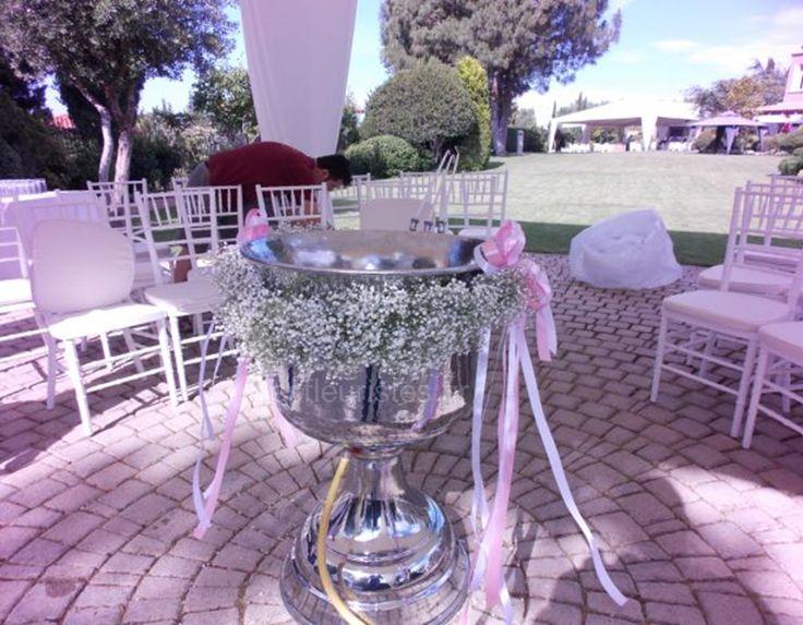 Στολισμός γάμου - βάπτισης από το Les Fleuristes  #γαμος #βαπτιση #λουλουδια #lesfleuristes
